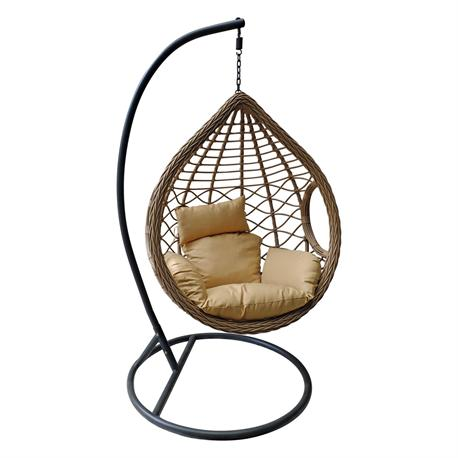 Hanging Lounge beige