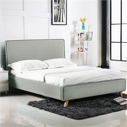 Bed fabric grey 171X216 cm