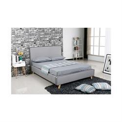Bed fabric grey 149X204 cm