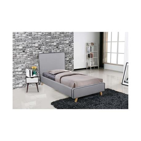 Bed fabric grey 99X204 cm