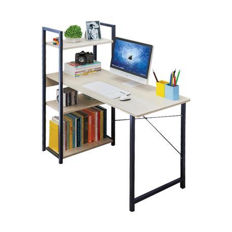 Desk bookcase 90Χ40 maple