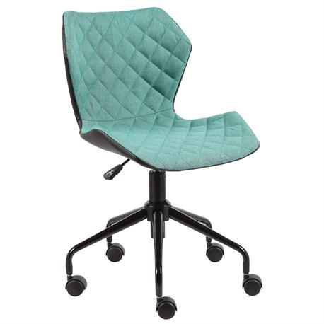 Office chair pale green 48Χ50