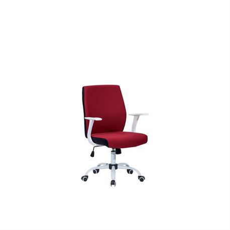 Office chair whith arms red 61Χ57