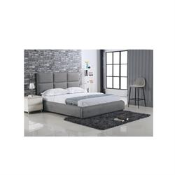 Bed fabric grey 183X220 cm