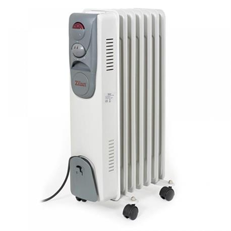 Electric oil heater 7 slices