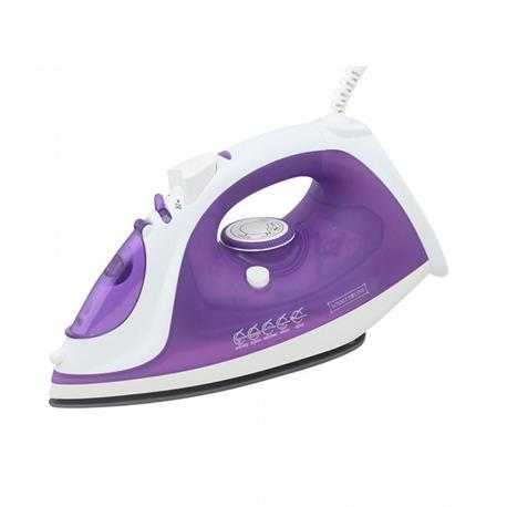 Steam iron 260ml 2200W purple