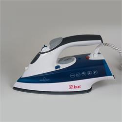 Steam Iron with Vertical evaporation Blue