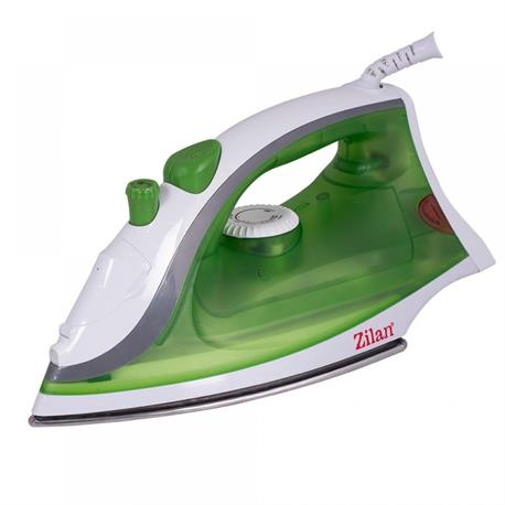 Steam Iron with Vertical evaporation green