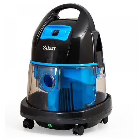 Vacuum cleaner for liquids and solids Blue