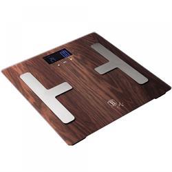 Bath Scales with Fat Calculation Ebony