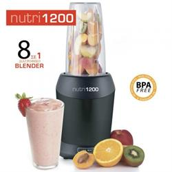 Nutrition Blender 8 in 1 Black