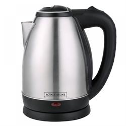 Electric water kettle 1,7Lt Silver