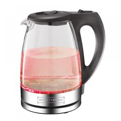 Electric water kettle Led red