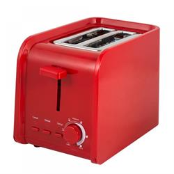 Toaster Red 750W