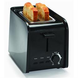 Toaster Black 750W