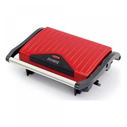 Toaster - Grill 2 in 1 750W Red