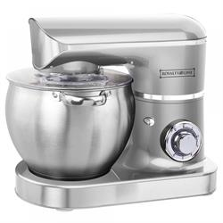Mixer - Food processor silver 2200W