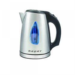 Electric stainless steel kettle 1L