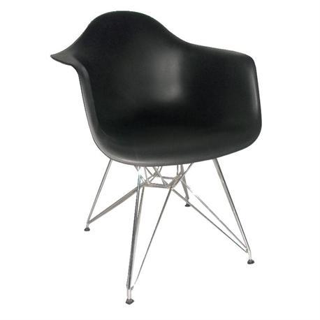 Πολυθρόνα μαύρο ΡΡ