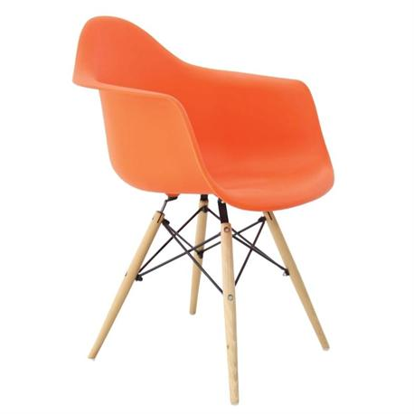 Armchair orange PP