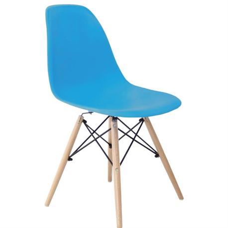 Καρέκλα σιέλ -tirquoise