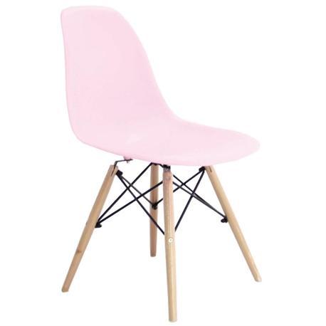 Καρέκλα ροζ ABS