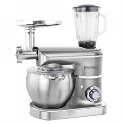 Kitchen Machine 2200W Silver