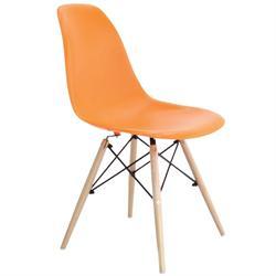 Καρέκλα πορτοκαλί