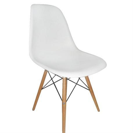 Chair white ABS