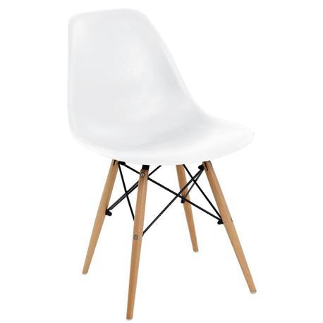 Καρέκλα grain λεύκο ΡΡ