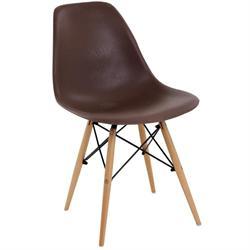 Καρέκλα grain καφέ ΡΡ