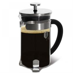 Coffee maker for French coffee - teapot 600ml Black