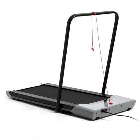 Electric fitness treadmill