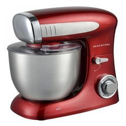 Επιτραπέζιο μίξερ Κουζινομηχανή 1900W κόκκινο