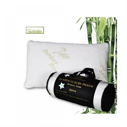 Pillow Bamboo with memory foam