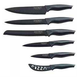Σετ 6 μαχαίρια & αποφλοιωτής