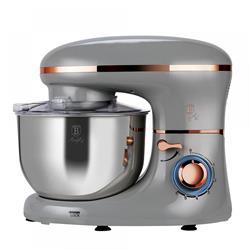 Κουζινομηχανή - Μίξερ Ασημί 1300W