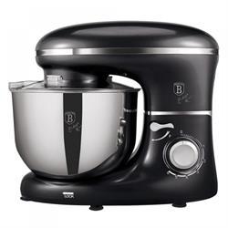 Κουζινομηχανή - Μίξερ Μαύρο - Ασημί 1300W