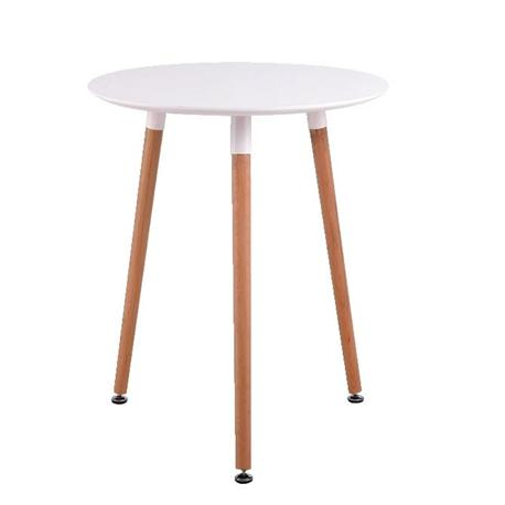 table mdfwhite 60 cm. Black Bedroom Furniture Sets. Home Design Ideas