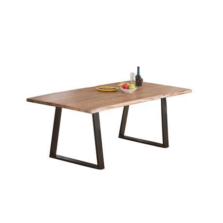 DINING TABLE Acacia Natural Slim 140Χ80
