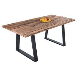 Τραπέζι Ακακία Φυσικό Antique 200Χ100