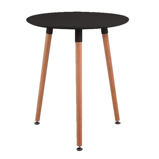 Table mdf black 60 cm - Table largeur 60 cm ...