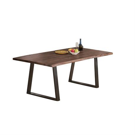 DINING TABLE Acacia Walnut 160Χ90