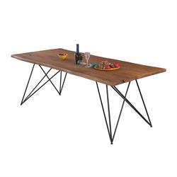 Τραπέζι Ακακία Φυσικό 200Χ95