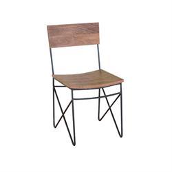 Καρέκλα Ακακία Φυσικό 42X48
