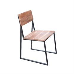 Καρέκλα Ακακία Φυσικό 42X44
