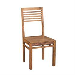 Καρέκλα Ακακία Φυσικό 54X48