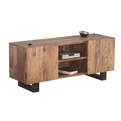 TV-table Acacia Natural 130Χ43
