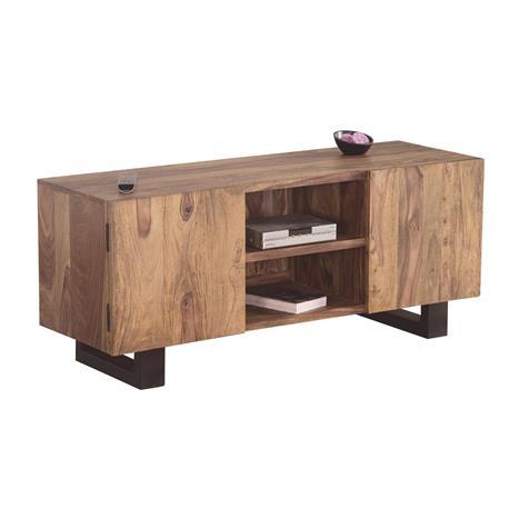 TV-table Acacia Natural 130Χ43