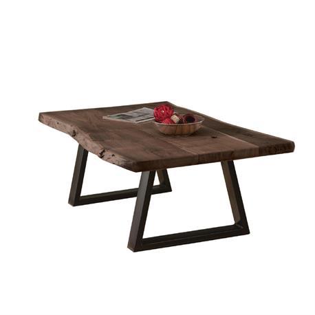 Coffee table Walnut 115X65